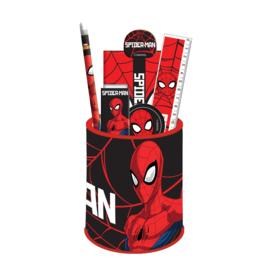 Spiderman bureauset 6-delig