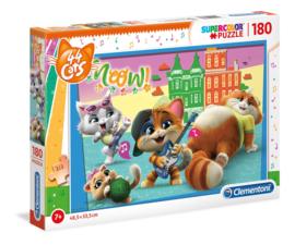 44 Cats puzzel 180 stukjes