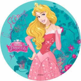 Disney Doornroosje taart en cupcake decoratie