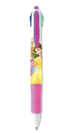 Disney Princess 4-kleuren pen