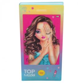 TOPModel mini kleurboek met geluid Nyela