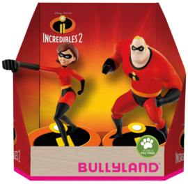 Disney The Incredibles taart decoratie set