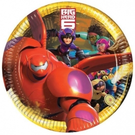 Disney Big Hero 6 feestartikelen