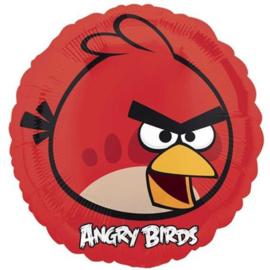 Angry Birds folieballon ø 45 cm.