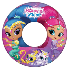 Shimmer and Shine zwemring ø 50 cm.