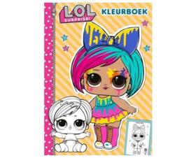 LOL Surprise kleurboek