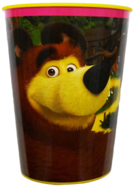 Masha and the Bear drinkbeker 260 ml.