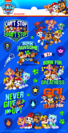 Paw Patrol stickers Most Valuable Pups