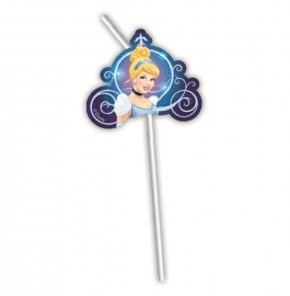 Disney Princess assepoester rietjes 6 st.