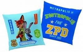 Disney Zootropolis sierkussen 40 x 40 cm.