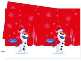 Disney Frozen Olaf Christmas tafelkleed 120 x 180 cm.