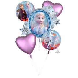 Disney Frozen 2 folieballonnen boeket 5-delig