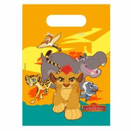 Disney The Lion Guard traktatiezakjes 6 st.