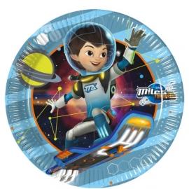 Disney Miles From Tomorrow bordjes ø 23 cm. 8 st.