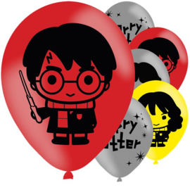 Harry Potter ballonnen Comic ø 27,5 cm.