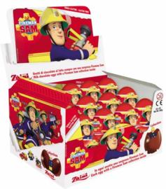Brandweerman Sam chocolade verrassingsei p/stuk