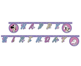 Disney Minnie Mouse Unicorn slinger 2 mtr.