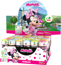 Disney Minnie Mouse bellenblaas 60 ml. p/stuk