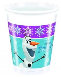 Disney Frozen Northern Lights bekertjes 8 st.