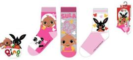 Bing - Sula sokken 3 paar mt. 19-22