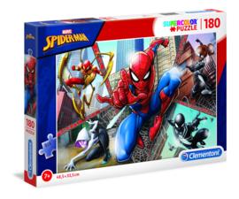 Spiderman puzzel 180 stukjes