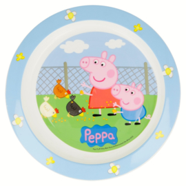 Peppa Pig bord ø 22 cm.