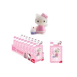 Hello Kitty 3D verjaardag taart kaars 7 cm.