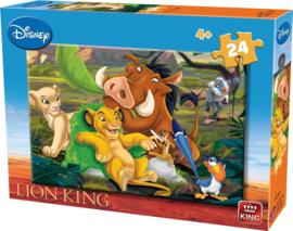 Disney The Lion King puzzel 24 stukjes B