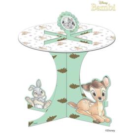 Disney Bambi cupcake standaard