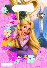 Disney Rapunzel traktatiezakjes 6 st.