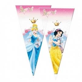 Disney Princess snoep puntzak  20 x 40 cm. 10 st.