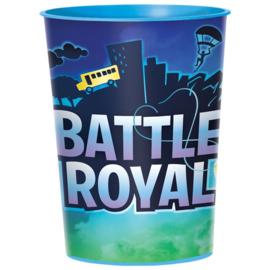 Battle Royal drinkbeker 473 ml.