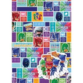PJ Masks cadeau inpakpapier