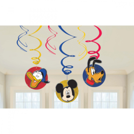 Disney Mickey Mouse and friends draaislingers 3st.