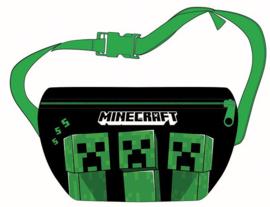 Minecraft heuptasje 22 cm.