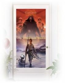 Star Wars The Force Awakens deurposter 75 x 150 cm.