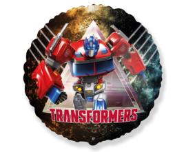 Transformers folieballon Optimus Prime ø 45 cm.