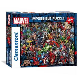Avengers puzzel Impossible 1000 stukjes