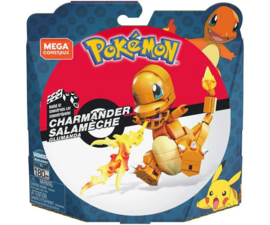 Pokémon Charmander Mega Construx 180-delig