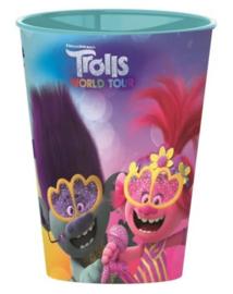 Trolls drinkbeker Trolls World Tour 260 ml.