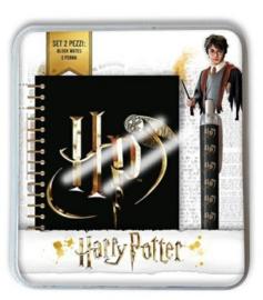 Harry Potter notitieboekje met pen
