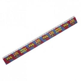 FC Barcelona lineaal 30 cm.