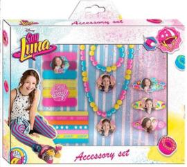 Disney Soy Luna accessoires set 18-delig