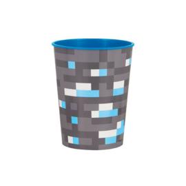 Minecraft drinkbeker 455 ml.