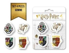 Harry Potter gummen 4 st.