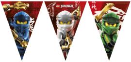 Lego Ninjago vlaggenlijn 2,3 mtr.