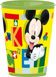 Disney Mickey Mouse drinkbeker groen 260 ml.