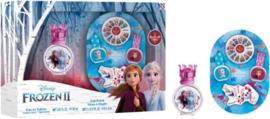 Disney Frozen II eau de toilette 30 ml.  en manicure set 2 x 5 ml.