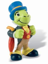 Disney Pinokkio Jiminy Cricket taart topper decoratie 6 cm.