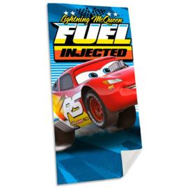 Disney Cars strandlaken Fuel Injected 70 x 140 cm.